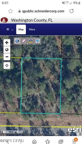 Lot 11 Rockford Drive, Chipley, FL 32428 (MLS #713330) :: The Ryan Group