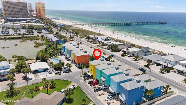16328 Front Beach 10 Road #10, Panama City Beach, FL 32413 (MLS #713387) :: Anchor Realty Florida