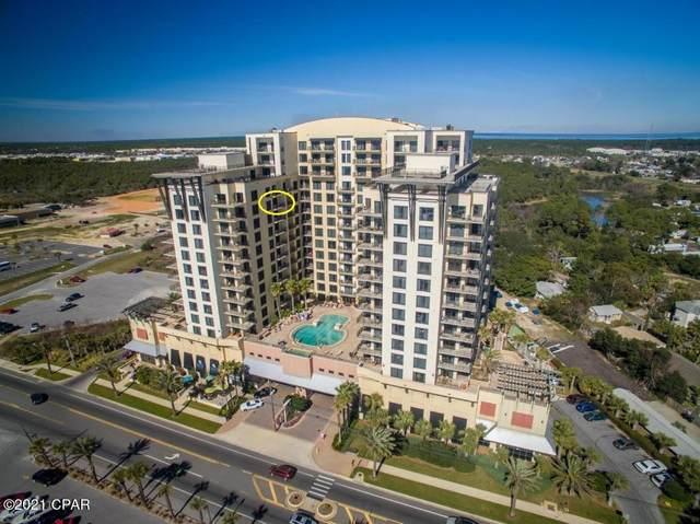 15100 Front Beach Road #1306, Panama City Beach, FL 32413 (MLS #713398) :: Team Jadofsky of Keller Williams Realty Emerald Coast