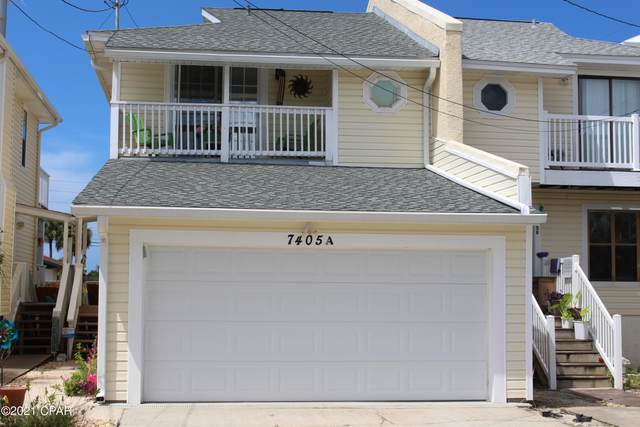 7405 Beach A Drive A, Panama City Beach, FL 32408 (MLS #713410) :: Counts Real Estate Group