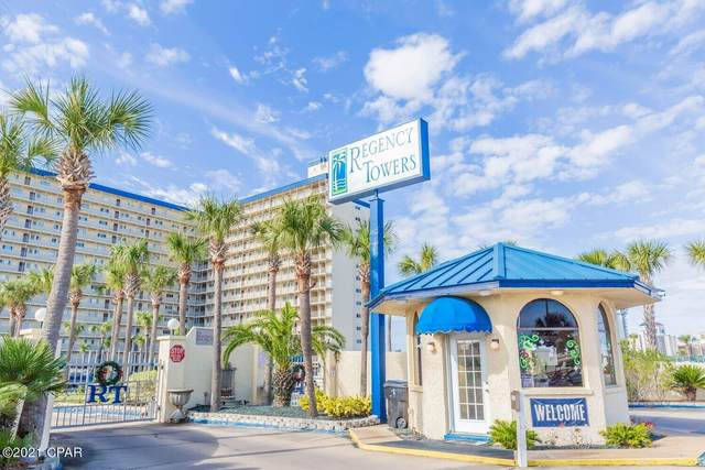 5801 Thomas Drive #303, Panama City Beach, FL 32408 (MLS #713413) :: Scenic Sotheby's International Realty