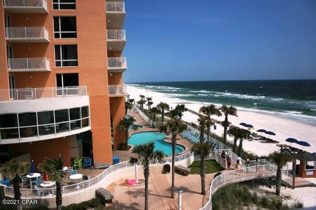 17739 Front Beach Road 2102W, Panama City Beach, FL 32413 (MLS #713417) :: Team Jadofsky of Keller Williams Realty Emerald Coast