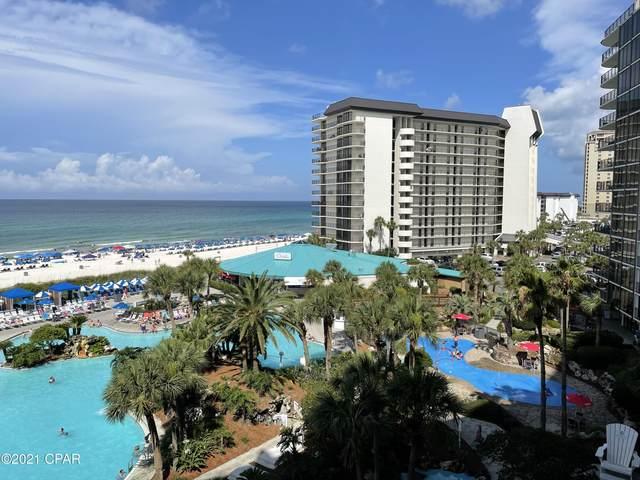 11483 Front Beach Road #503, Panama City Beach, FL 32407 (MLS #713425) :: Anchor Realty Florida