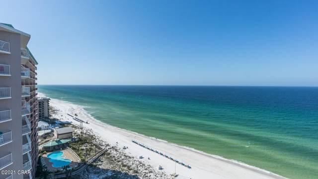 7205 Thomas Drive E1902, Panama City Beach, FL 32408 (MLS #713465) :: Counts Real Estate Group