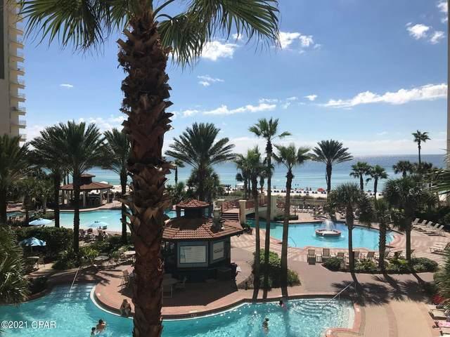 9900 S Thomas Drive #210, Panama City Beach, FL 32408 (MLS #713520) :: Counts Real Estate Group
