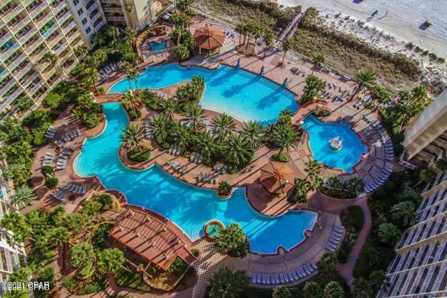 9900 S Thomas Drive #522, Panama City Beach, FL 32413 (MLS #713537) :: Scenic Sotheby's International Realty