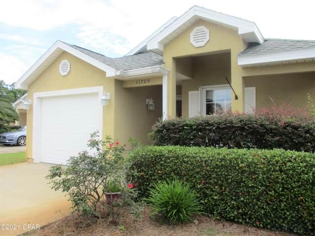 11709 Seashore Lane, Panama City Beach, FL 32407 (MLS #713550) :: Anchor Realty Florida