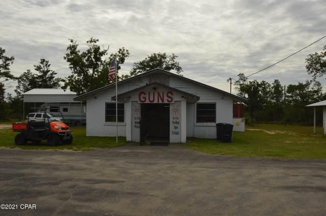22043 Highway 231, Fountain, FL 32438 (MLS #713551) :: Vacasa Real Estate