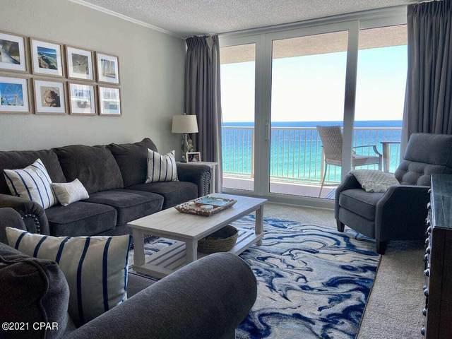 7205 Thomas Drive #1205, Panama City Beach, FL 32408 (MLS #713568) :: Keller Williams Realty Emerald Coast