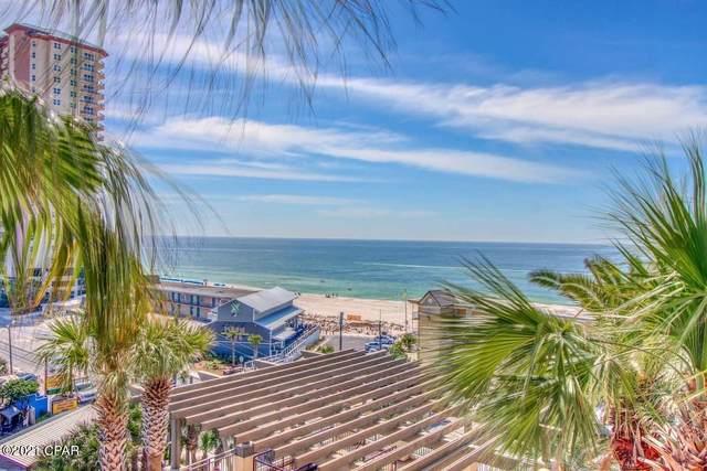 15100 Front Beach Road #633, Panama City Beach, FL 32413 (MLS #713622) :: Team Jadofsky of Keller Williams Realty Emerald Coast