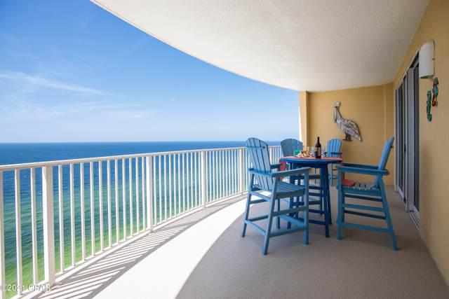 17545 Front Beach Road #2306, Panama City Beach, FL 32413 (MLS #713623) :: Blue Swell Realty