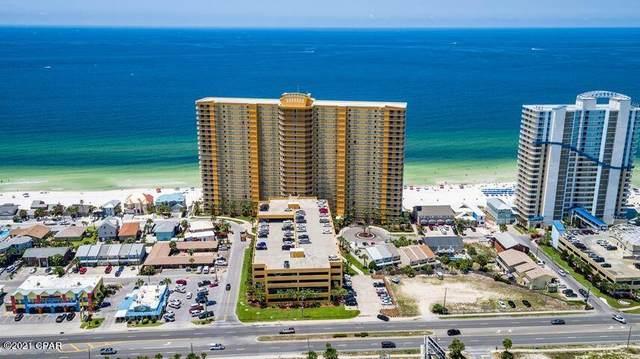 5004 Thomas Drive #905, Panama City Beach, FL 32408 (MLS #713635) :: Anchor Realty Florida