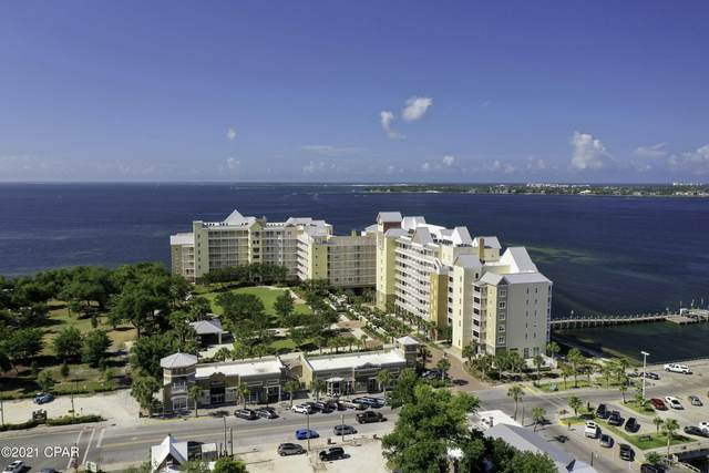 3001 W 10th Street #411, Panama City, FL 32401 (MLS #713639) :: Counts Real Estate Group