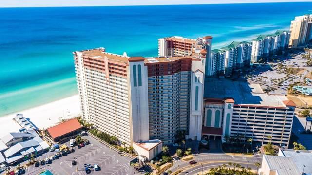 9900 S Thomas 1124 Drive #1124, Panama City Beach, FL 32408 (MLS #713669) :: Scenic Sotheby's International Realty