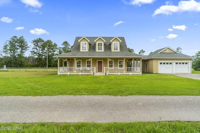 10911 S Highway 71, Wewahitchka, FL 32465 (MLS #713707) :: Scenic Sotheby's International Realty
