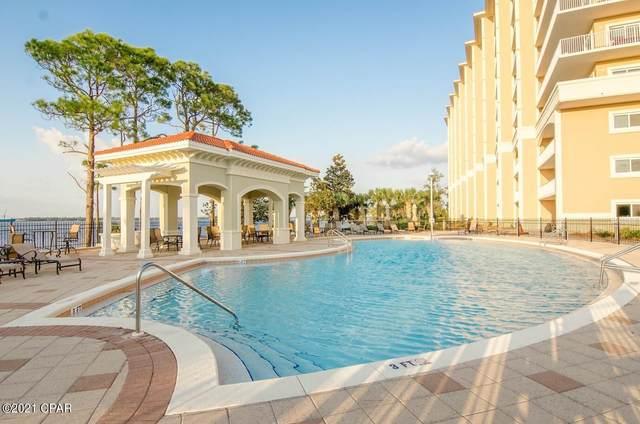 2400 Grandiflora Boulevard E206, Panama City Beach, FL 32408 (MLS #713710) :: Beachside Luxury Realty