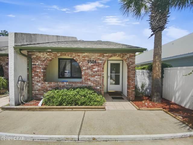 6504 N Lagoon Drive, Panama City Beach, FL 32408 (MLS #713711) :: Counts Real Estate on 30A