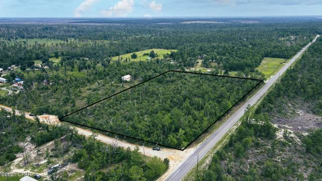TDB Blue Springs Road, Youngstown, FL 32466 (MLS #713729) :: Counts Real Estate Group