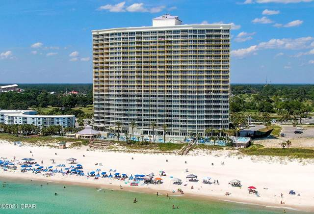 9450 S Thomas Drive 1811A, Panama City Beach, FL 32408 (MLS #713730) :: Beachside Luxury Realty