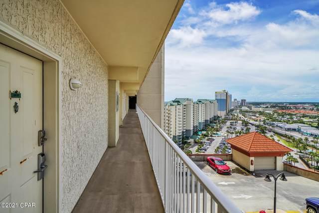 9900 S Thomas Drive #1513, Panama City Beach, FL 32408 (MLS #713766) :: Counts Real Estate Group