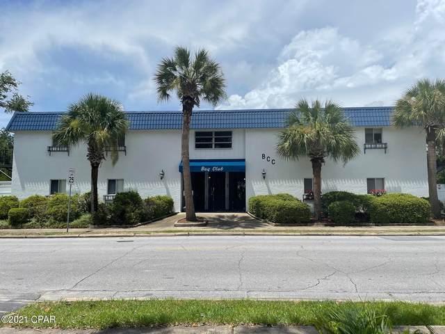 105 Allen Avenue #60, Panama City, FL 32401 (MLS #713796) :: The Ryan Group
