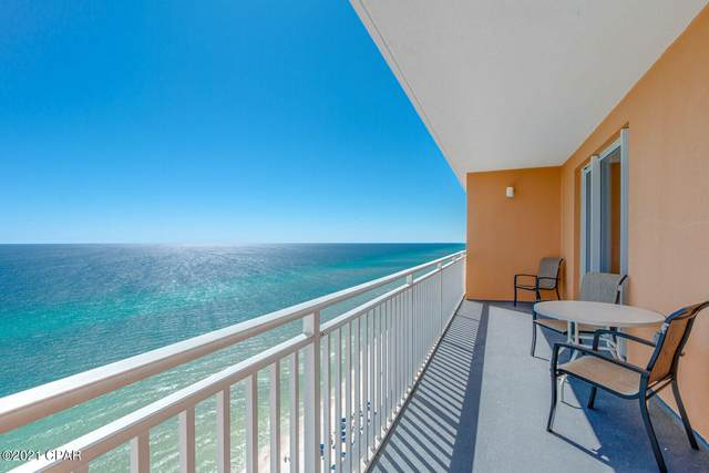 17739 Front Beach Road 1702W, Panama City Beach, FL 32413 (MLS #713803) :: The Premier Property Group