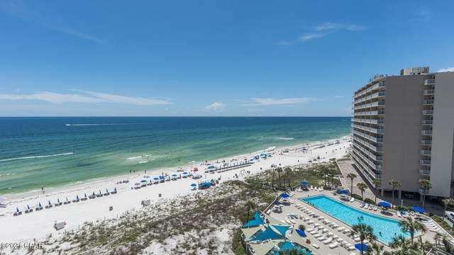 7205 Thomas Drive E906, Panama City Beach, FL 32408 (MLS #713833) :: Keller Williams Realty Emerald Coast