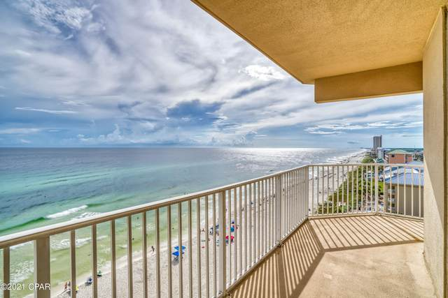 16819 Front Beach Road #901, Panama City Beach, FL 32413 (MLS #713837) :: Counts Real Estate Group