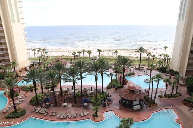 9900 S Thomas Drive #814, Panama City Beach, FL 32408 (MLS #713869) :: Counts Real Estate Group