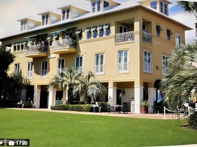 100 Carillon Market Street #302, Panama City Beach, FL 32413 (MLS #713882) :: Counts Real Estate Group