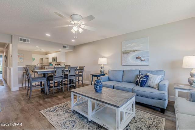 520 N Richard Jackson Boulevard #1007, Panama City Beach, FL 32407 (MLS #713925) :: Anchor Realty Florida