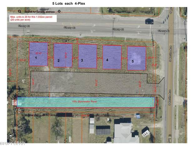 6724 Cherry Street, Panama City, FL 32404 (MLS #713929) :: The Premier Property Group