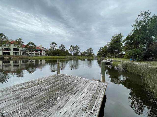 8837 N Lagoon Drive, Panama City Beach, FL 32408 (MLS #713957) :: Beachside Luxury Realty