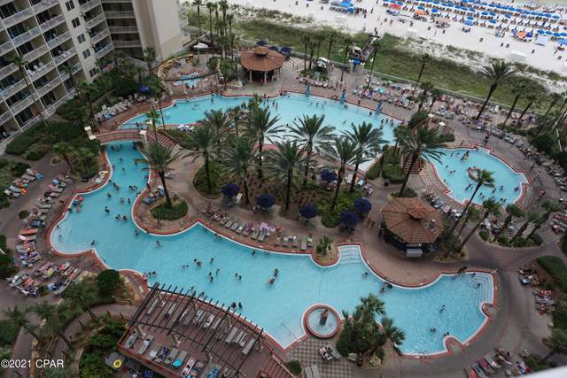 9900 S Thomas Drive #1414, Panama City Beach, FL 32408 (MLS #713973) :: Counts Real Estate Group