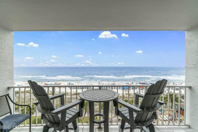 8743 Thomas 725 Drive #725, Panama City Beach, FL 32407 (MLS #713989) :: Berkshire Hathaway HomeServices Beach Properties of Florida