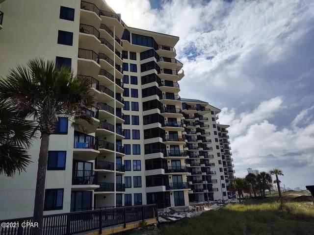 9850 S Thomas Drive 212E, Panama City Beach, FL 32408 (MLS #713994) :: Counts Real Estate Group