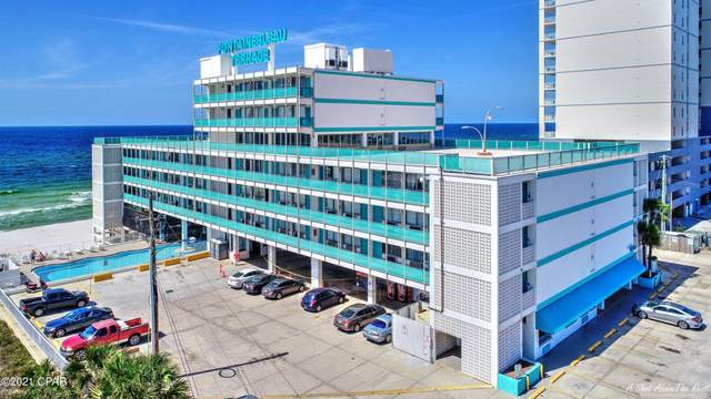 14401 Front Beach Road #428, Panama City Beach, FL 32413 (MLS #714020) :: Keller Williams Realty Emerald Coast
