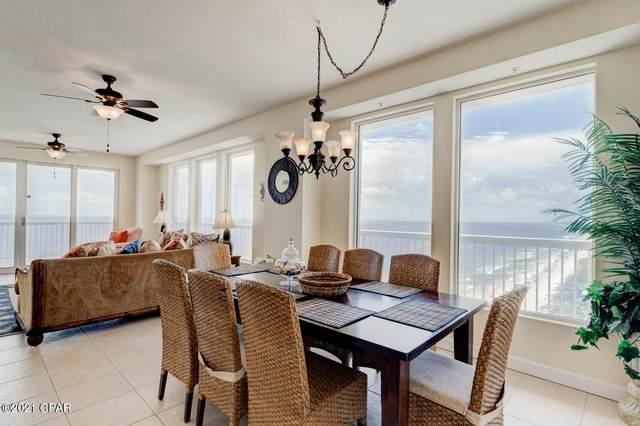 5115 Gulf Drive #2009, Panama City Beach, FL 32408 (MLS #714045) :: Team Jadofsky of Keller Williams Realty Emerald Coast