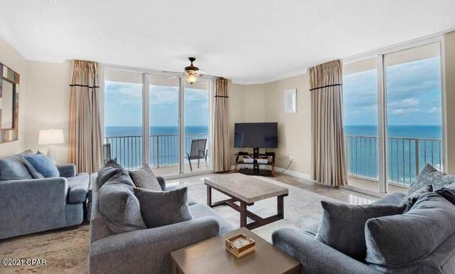 16819 Front Beach 2501 Road #2501, Panama City Beach, FL 32413 (MLS #714063) :: Counts Real Estate Group