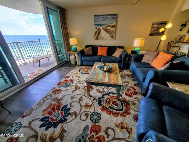 7205 Thomas Drive E703, Panama City Beach, FL 32408 (MLS #714103) :: Counts Real Estate Group