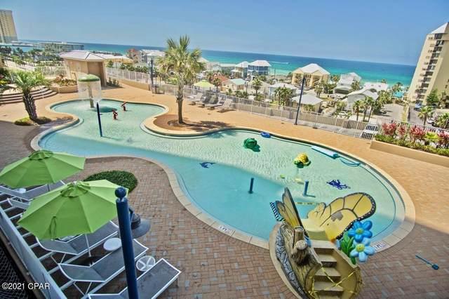 9860 S Thomas Drive #908, Panama City Beach, FL 32408 (MLS #714171) :: Counts Real Estate Group