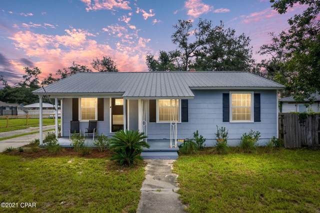 1407 Cherry Street, Panama City, FL 32401 (MLS #714180) :: Blue Swell Realty