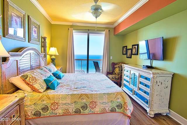 14825 Front Beach 1802 Road #1802, Panama City Beach, FL 32413 (MLS #714190) :: The Ryan Group