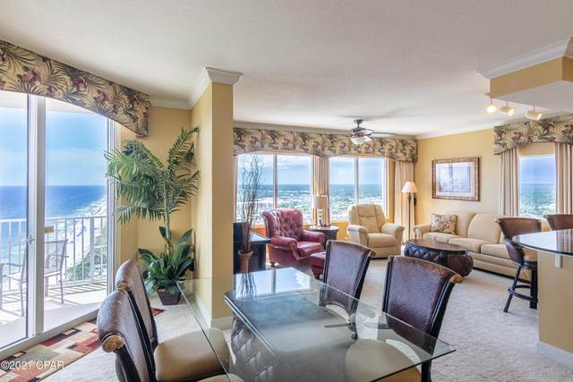 16819 Front Beach Road #2400, Panama City Beach, FL 32413 (MLS #714219) :: Counts Real Estate Group