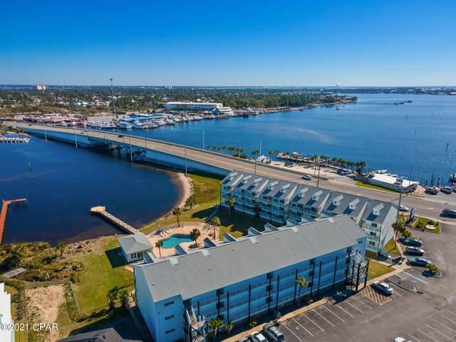 3600 Thomas Drive C302, Panama City Beach, FL 32408 (MLS #714239) :: Counts Real Estate Group