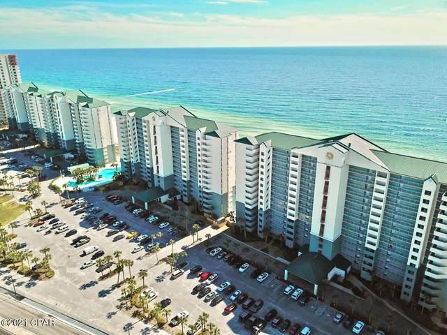 10509 Front Beach Road #1104, Panama City Beach, FL 32407 (MLS #714242) :: Anchor Realty Florida