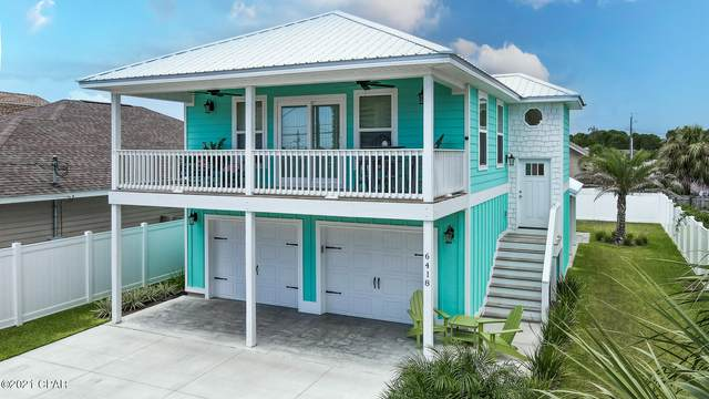 6418 Beach Drive, Panama City Beach, FL 32408 (MLS #714248) :: Anchor Realty Florida