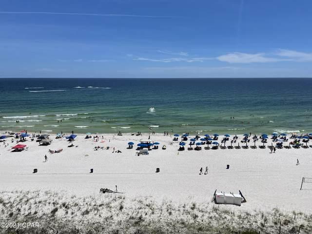 11347 Front Beach Road #610, Panama City Beach, FL 32407 (MLS #714251) :: Corcoran Reverie