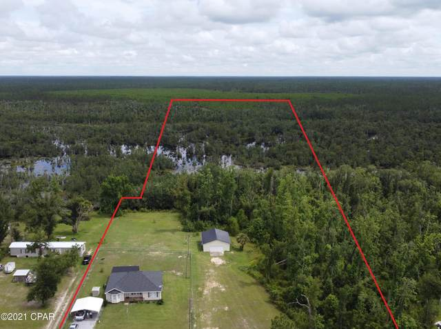 7435 Morganville Road, Youngstown, FL 32466 (MLS #714264) :: Scenic Sotheby's International Realty