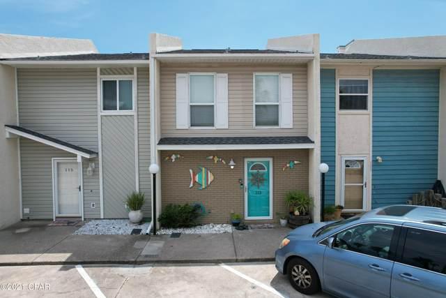 6215 Thomas Drive #113, Panama City Beach, FL 32408 (MLS #714303) :: Counts Real Estate on 30A